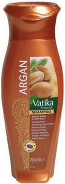 Dabur Vatika Naturals - Arganöl-Shampoo - 200 ml
