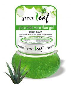 Green Leaf Aloe Vera Haut Gel
