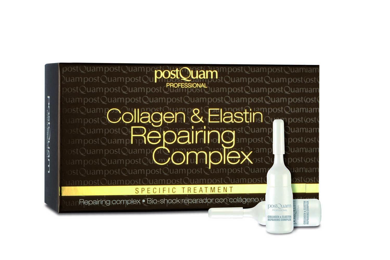 Repair-Kur mit Kollagen und Elastin 12 Ampullen x 3 ml