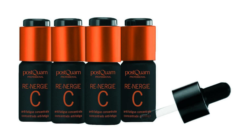 Serum Vitamin C Re-Energie, alle Hauttypen - 4 x 7 ml