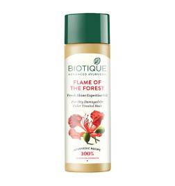 Biotique Bio Haaröl Flame Of The Forest
