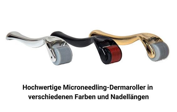 derma roller mikro nadelroller faq 3 farbe