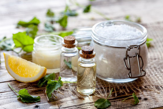 Wirkstoffe fur Ihr Wohlbefinden: Basische Pflegeprodukte, gesunde Salze, ...