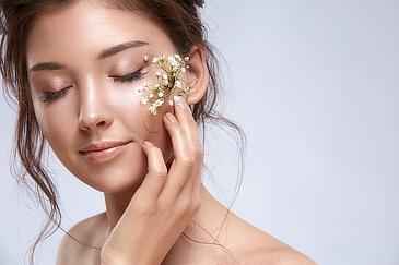Haut heilen mit Naturkosmetik