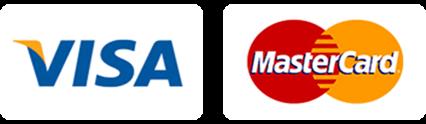 Kreditkarte (VISA / MasterCard)