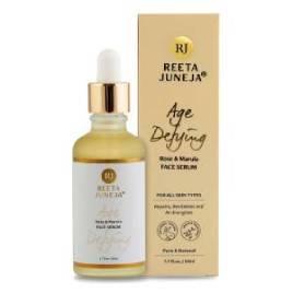 Reeta Juneja Anti-Aging Rose & Marula Gesichtsserum
